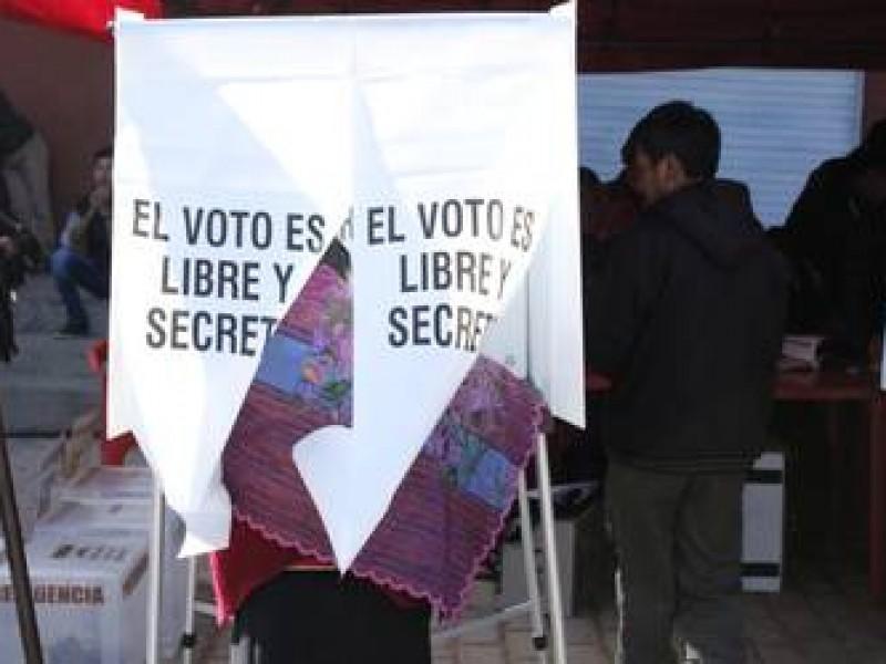 Partidos piden recursos para elecciones extraordinarias en Chiapas