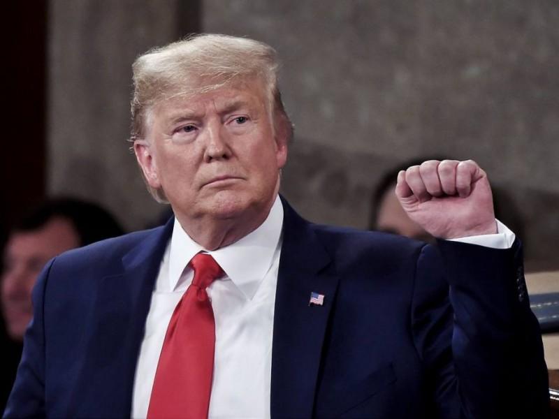 """""""Pasé un calvario, yo no he hecho nada malo"""": Trump"""