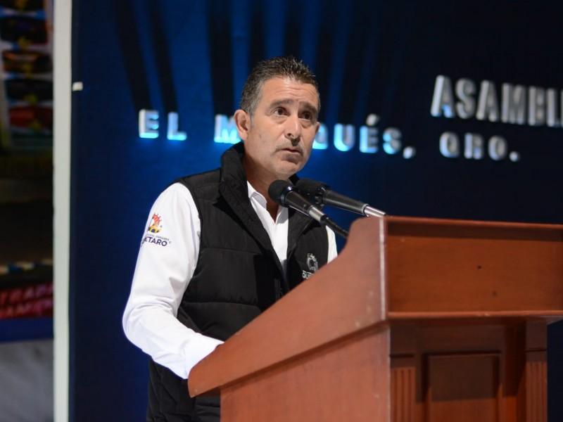 Paz en Querétaro, genera confianza en los ganaderos