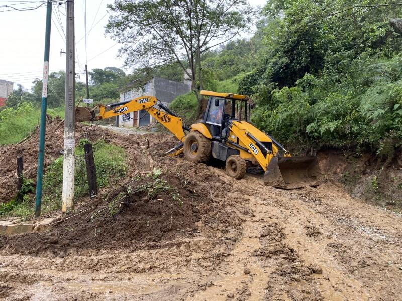 PC confirma 103 colonias xalapeñas afectadas por Grace