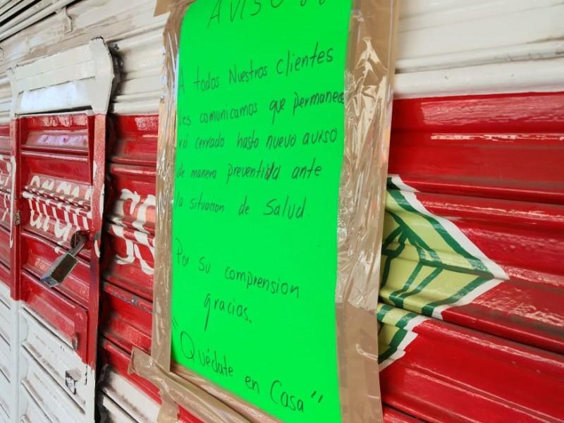 PC inicia clausura de negocios no indispensables ante contingencia