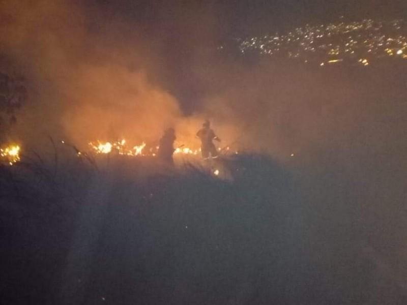 PC sofoca incendio en Tuxtla
