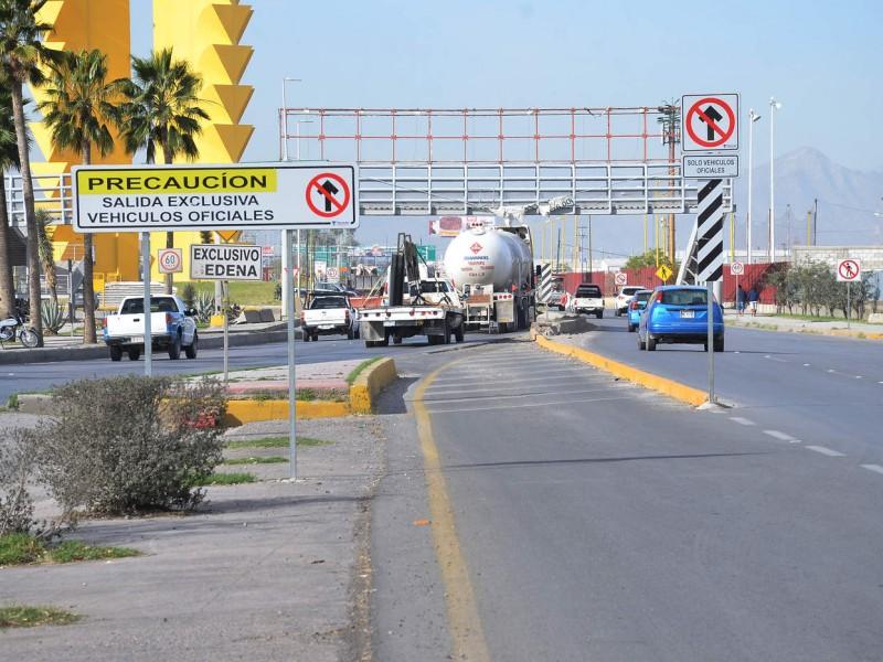 Peatones denuncian mala infraestraestructura vial