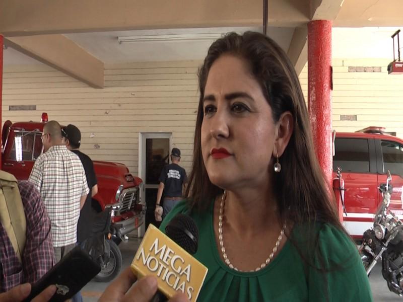 Pedirá Célida López a AMLO recurso para Hermosillo