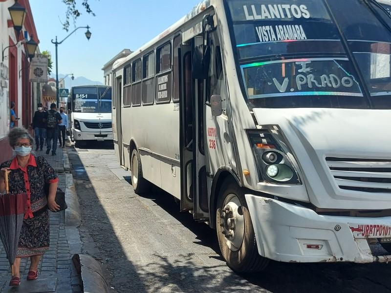 Pedirá sector transportista a gobierno estatal no liberar más concesiones