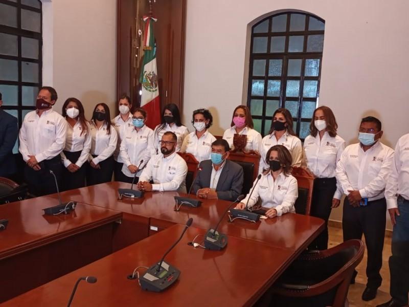Pedro Tepole ya es el Presidente Municpal de Tehuacán