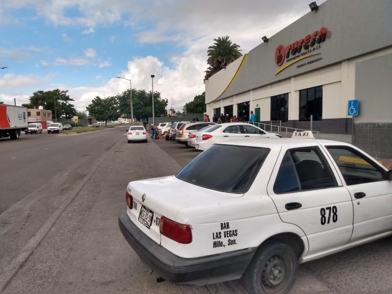 Pega violencia en Culiacán a líneas de transporte