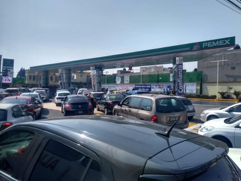 Pemex atiende retraso de combustibles