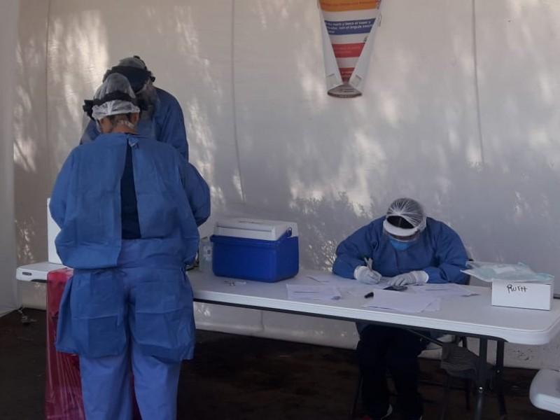 Pemex reporta incremento en hospitalización de pacientes Covid