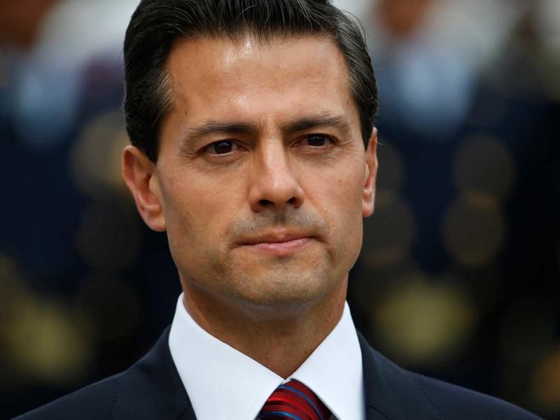 Peña Nieto protegió a sus pillos
