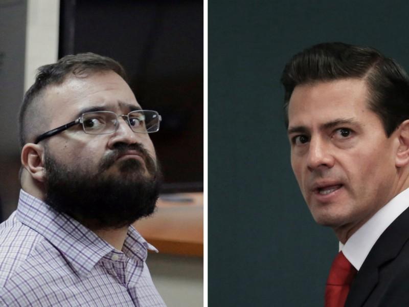 Peña Nieto sí recibió apoyo de Odebrecht, asegura Javier Duarte