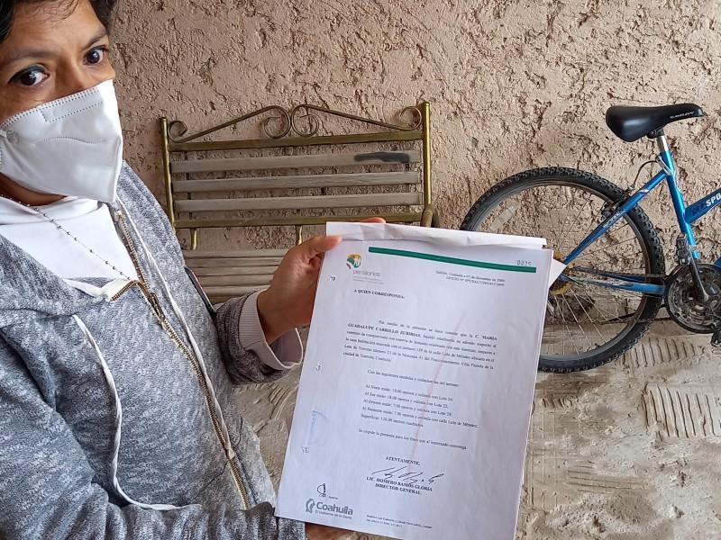 Pensiones de Coahuila despoja y defrauda, acusa afectada