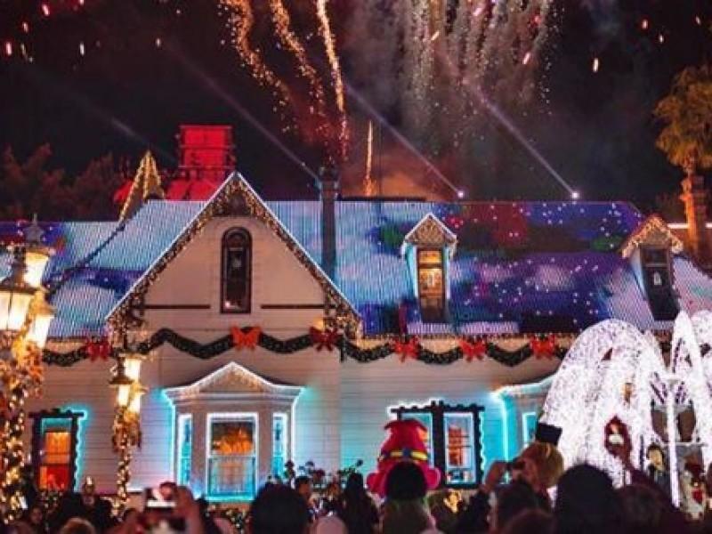 Pequeños disfrutan un 'Sueño Mágico' navideño en Guadalajara
