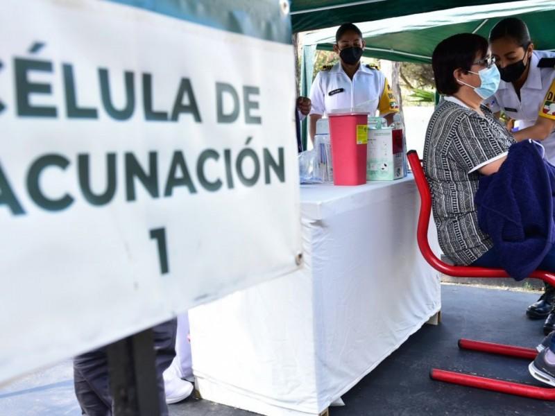 Pequeños negocios  se suman a promover vacunación