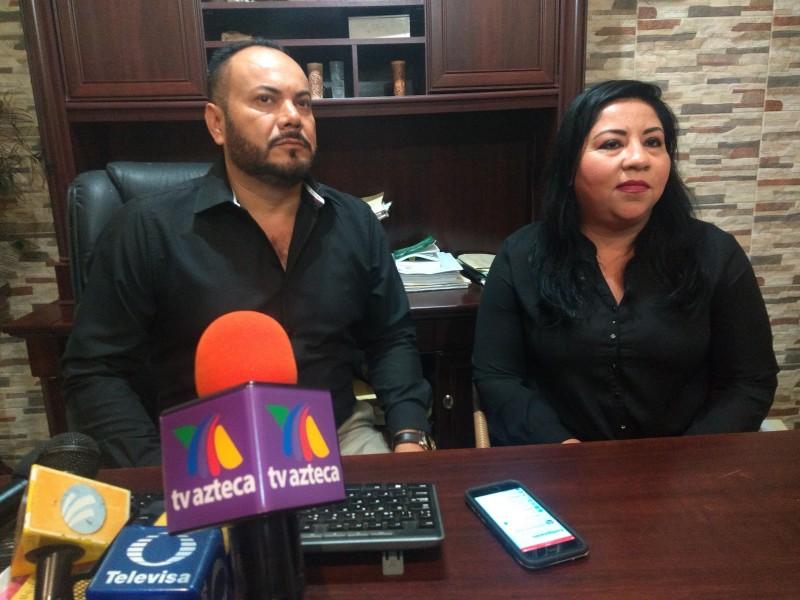 Peraza Villa y su abogado se sienten amenazados