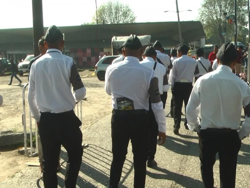 Percepción de seguridad no mejora en Toluca