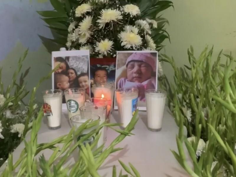 """""""Perdí a toda mi familia"""": Adán, padre de niños sepultados"""