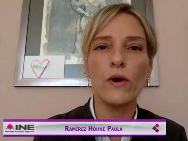 Perfila INE a Paula Ramírez como presidenta del IEPC Jalisco