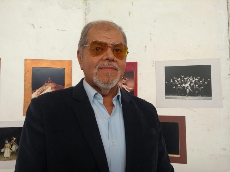 Periodista gráfico presenta exposición fotográfica