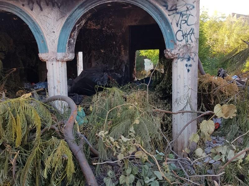 Permanece basurero clandestino por años en la Yucatan