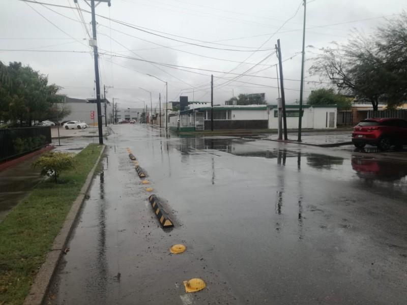 Permanecen condiciones para lluvia y granizadas: Conagua