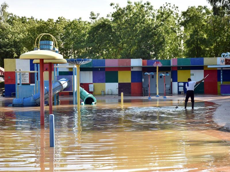 Permanecerá cerrado el parque infantil