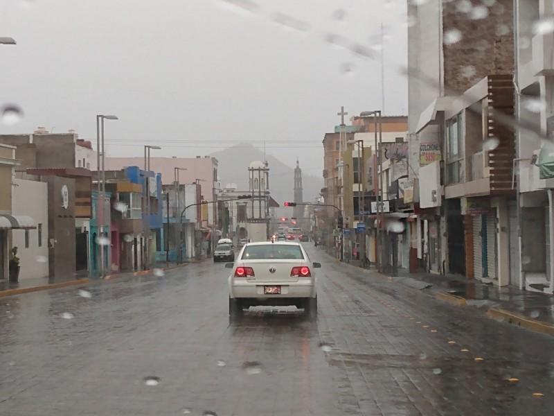 Permanecerán las lluvias y el frío en Nayarit