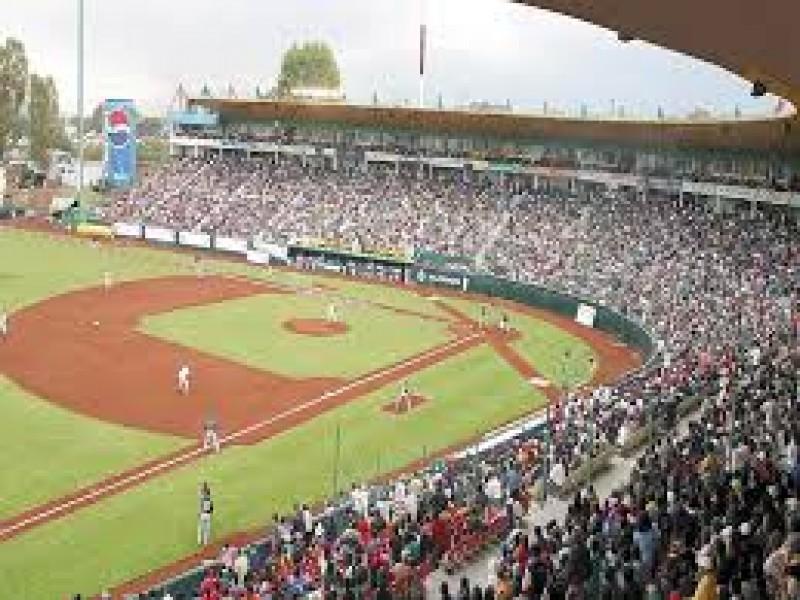 Permiten reapertura con aforo del 50% del estadios de Béisbol