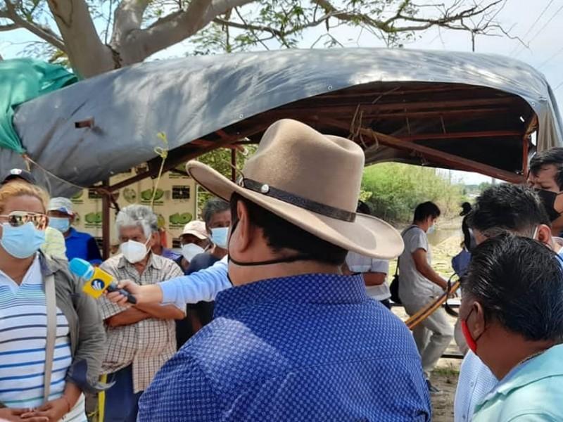 Permitirán ingreso de camiones recolectores de basura en Salina Cruz