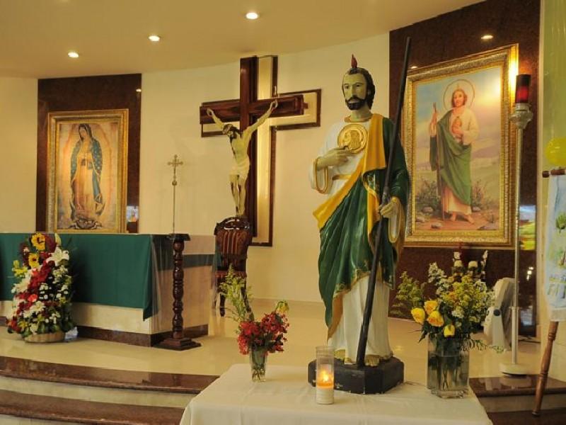 Permitirán velación a San Judas bajo protocolo sanitario