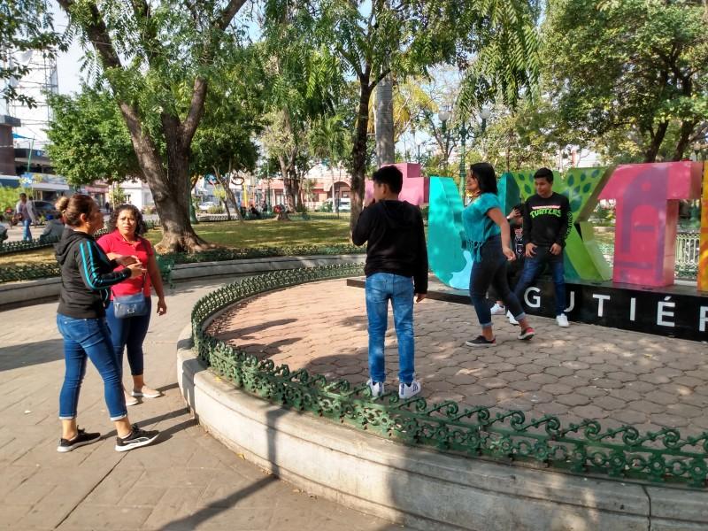 Persiste arribo de turistas a Chiapas