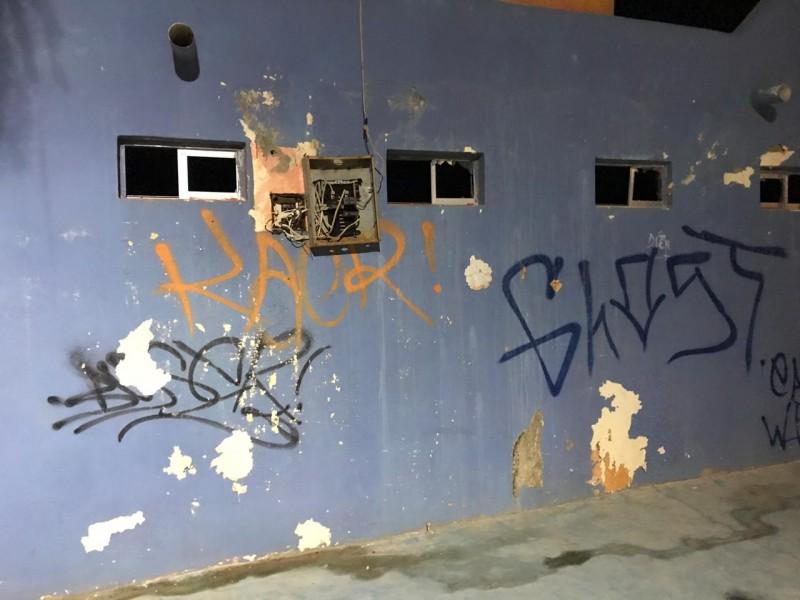 Persiste el vandalismo en parque de CSL