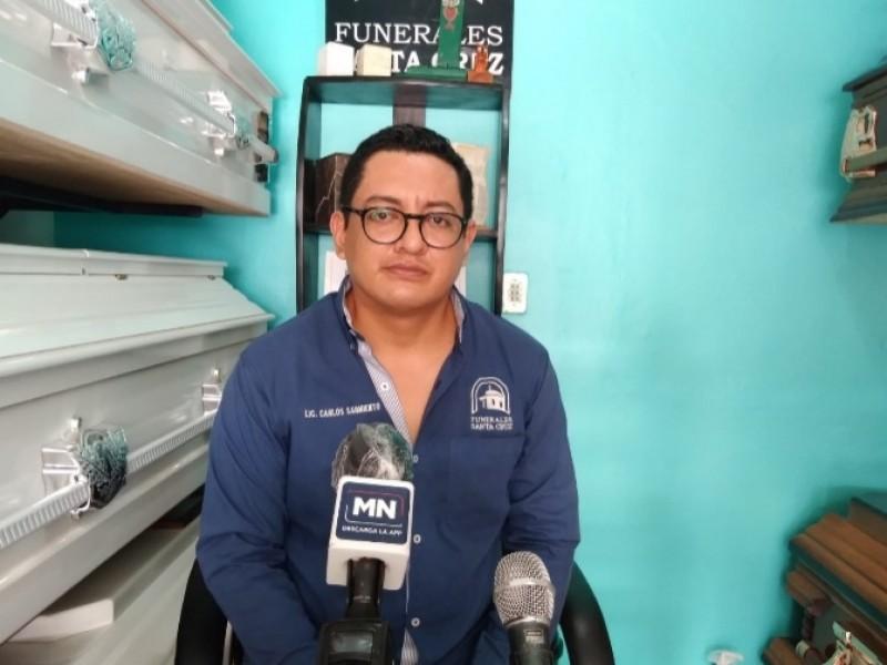 Persiste escasez de actas de defunción en Tuxtla Gutiérrez