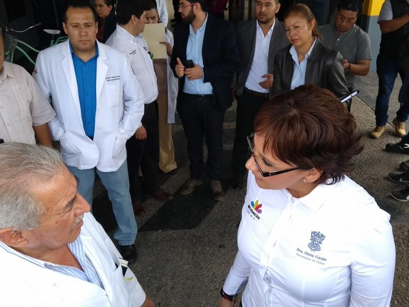 Persisten deficiencias en el Hospital General de Zamora