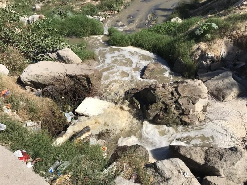 Persisten los derrames en Lagunitas