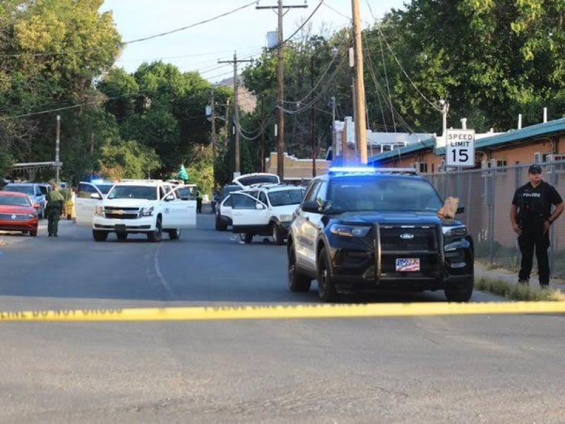 Persona es baleada por patrulla fronteriza en Nogales,Arizona