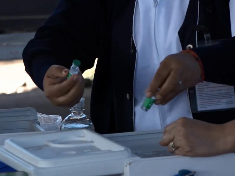 Personal de UAS será vacunado en mayo contra COVID-19