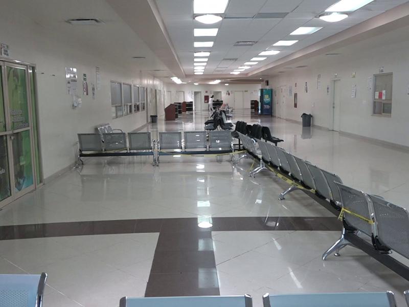 Personal del Hospital General de Torreón se ausenta por Coronavirus