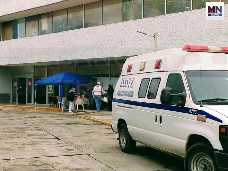 Personal  del ISSSTE denuncia ser excluido de la vacunación
