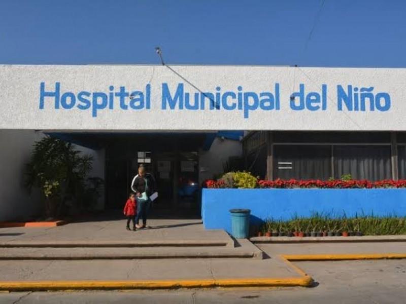 Personal médico del Hospital del Niño sigue sin inmunizarse