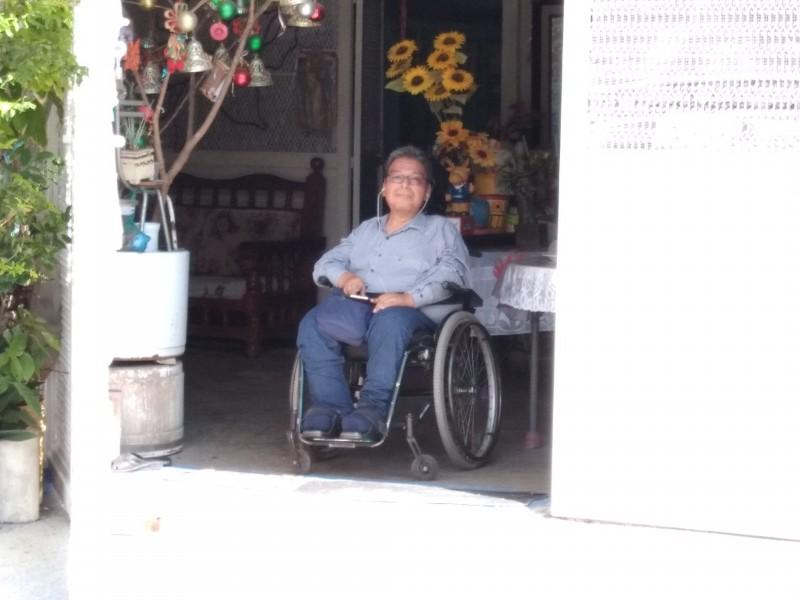 Personas con alguna discapacidad con pocas oportunidades