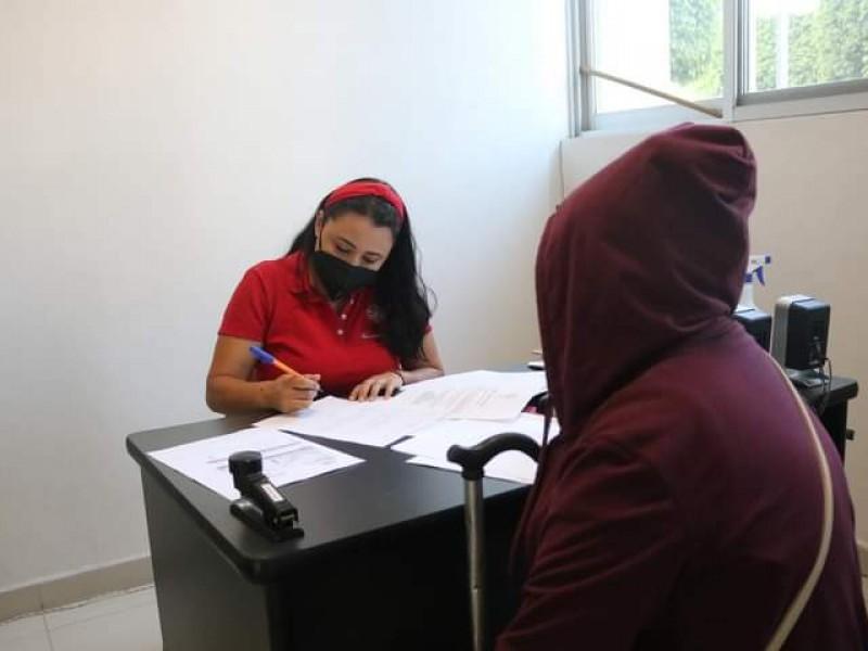 Personas con discapacidad buscan apoyos económicos