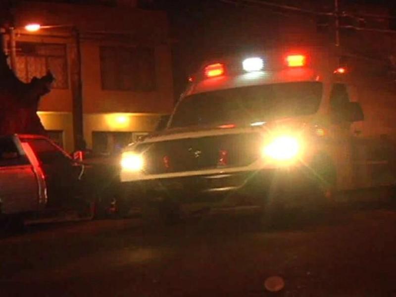 Personas fueron heridas a balazos en La Condesa