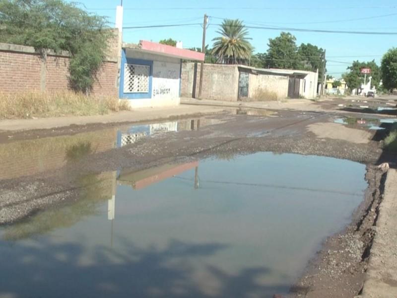 Personas pagan más para no tener drenajes colapsados