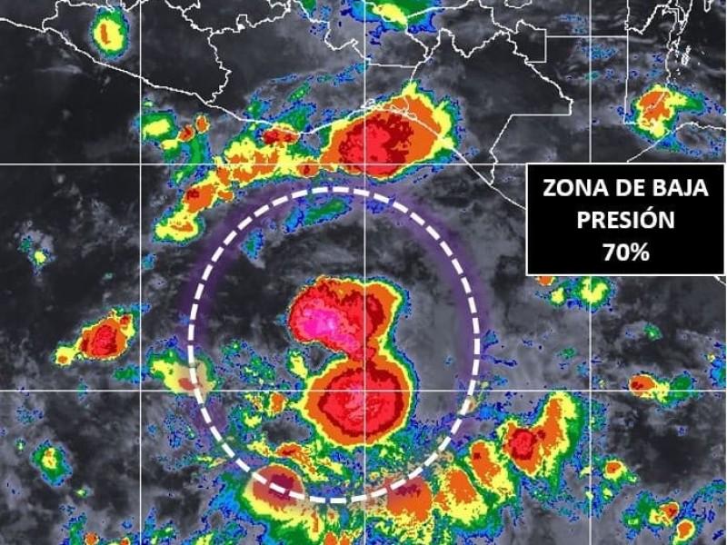 Perturbación tropical generará lluvias intensas en Oaxaca