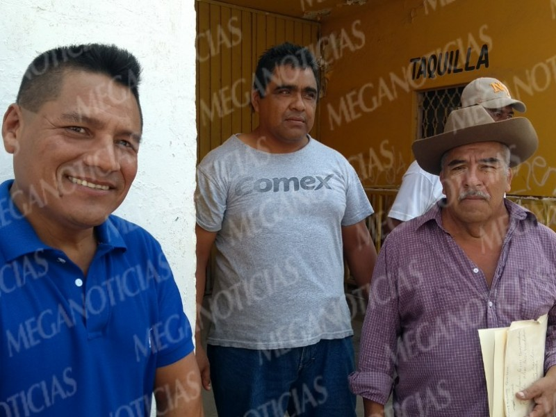 Pescadores de Juchitán demandan apoyos por sequía