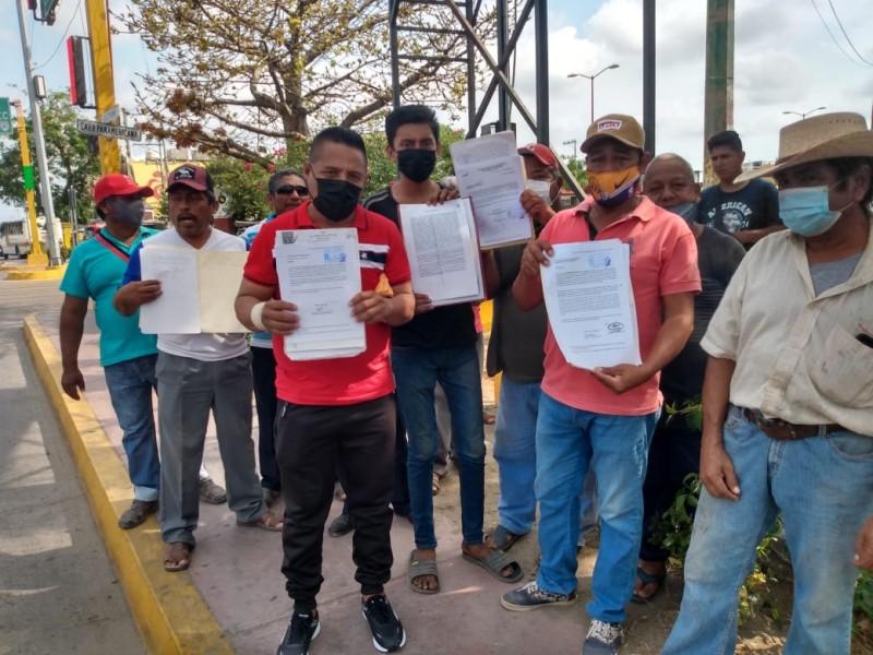 Pescadores de Juchitán demandan apoyos de Bienpesca