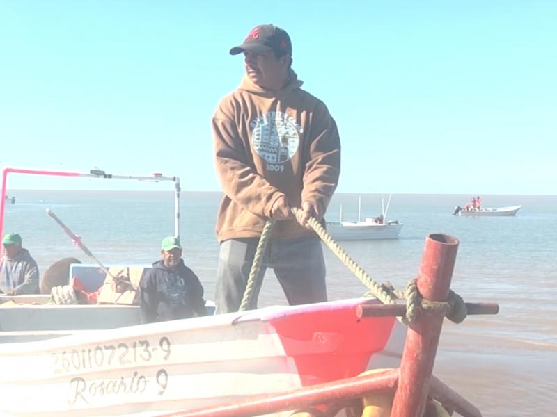 Pescadores de Santa Clara, piden solución al conflicto del Golfo