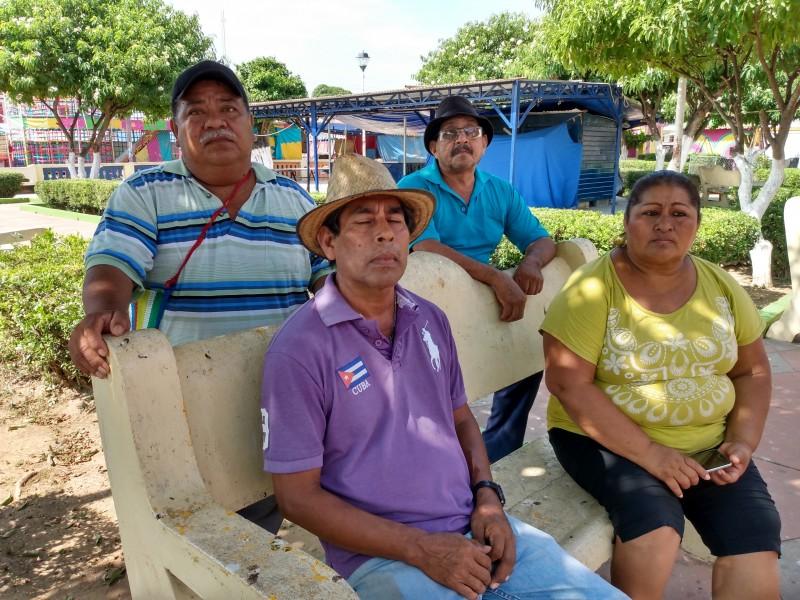 Pescadores de Unión Hidalgo demandan declaratoria de siniestro