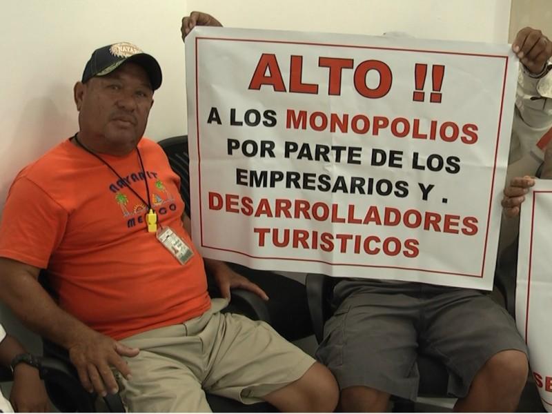 Pescadores piden mayores espacios de embarque